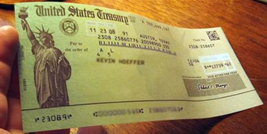 Stop Treasury Check Fraud